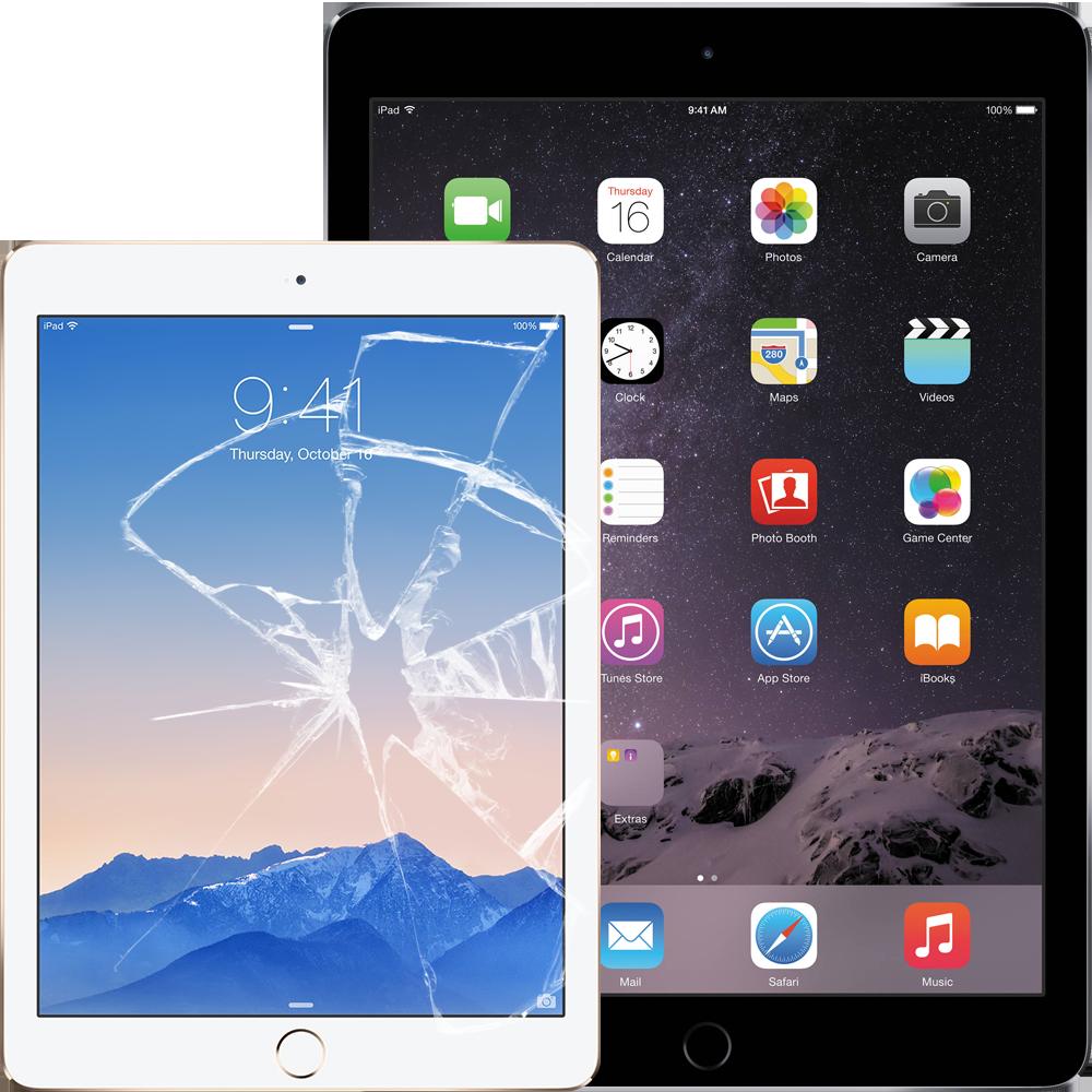 iPad reparation hos MiPhone v2