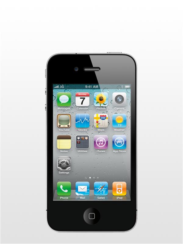 iPhone 4 4S Reparation