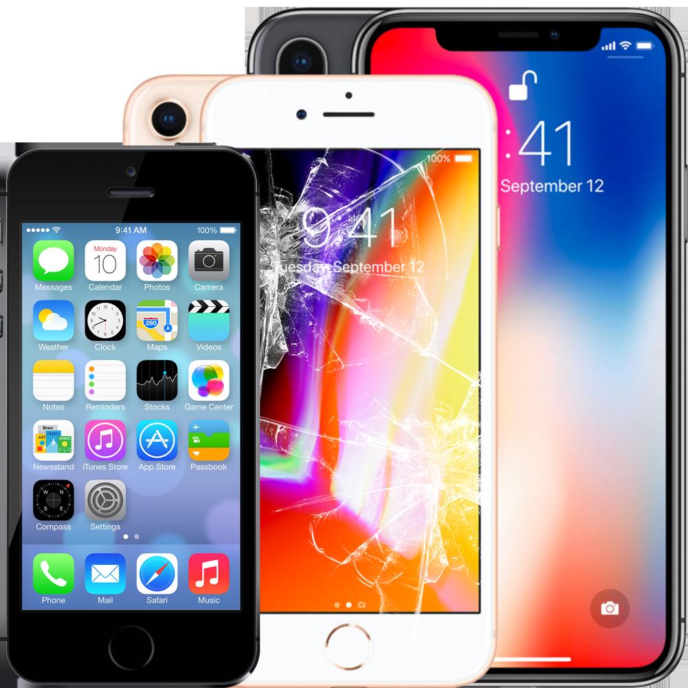 iPhone reparation MiPhone Danmark