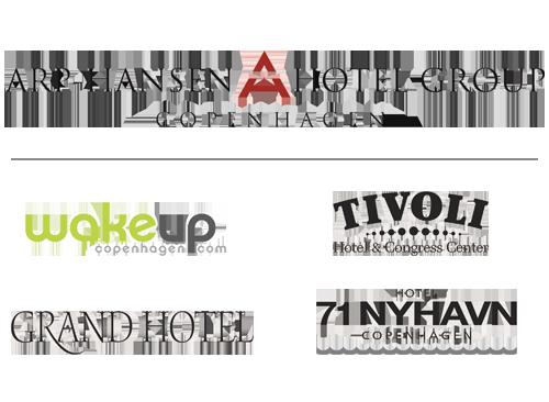 Arp Hansen Hotel Group Iphone Reparation