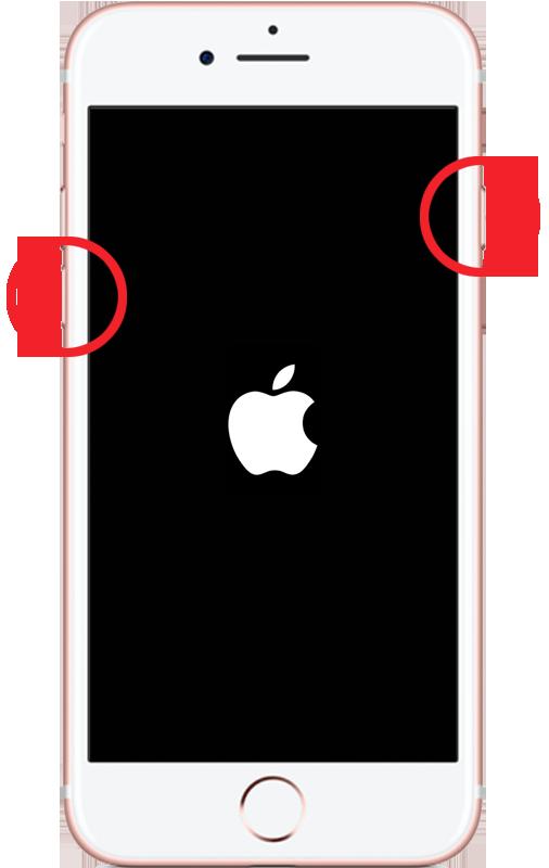 Genstart, gendan eller reset din iPhone 7 og 7 Plus   MiPhone.dk
