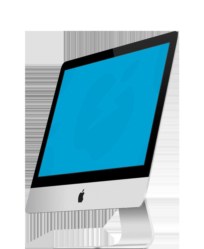 "iMac 21,5"" reparation"